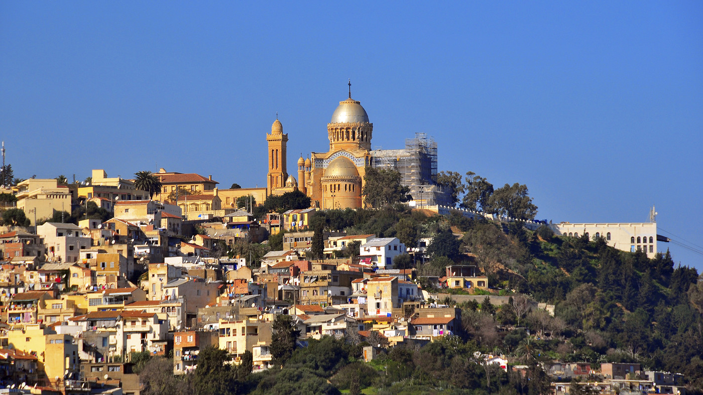 Algiers Luxury City Guide - Sofitel Hotel