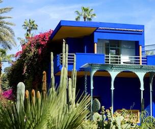 jardin majorelle marrakech sofitel - Jardin Marrakech