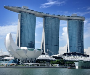 Image result for images of marina bay singapore