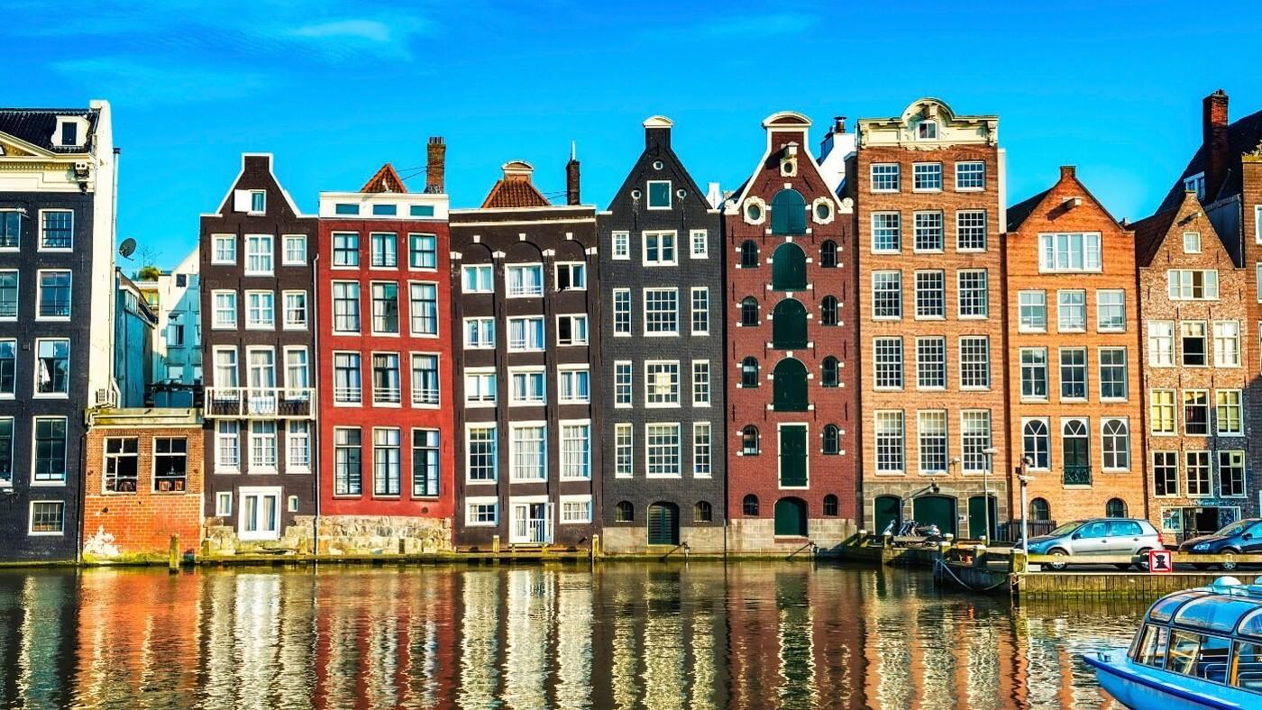 дом в амстердаме в картинках