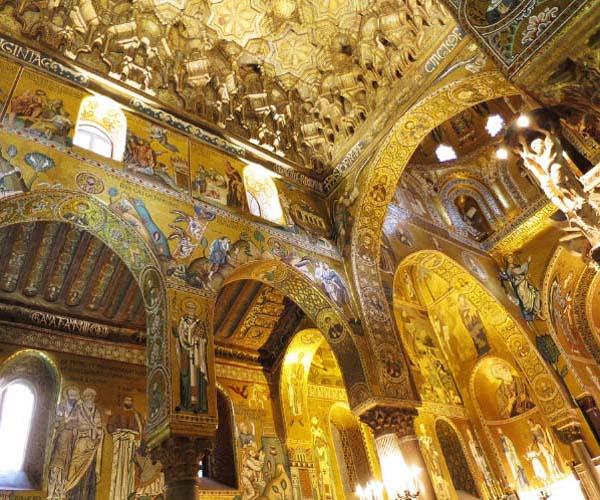 Palazzo Il Cappella Dei PalatinaSofitel E Normanni La wXnP8Ok0