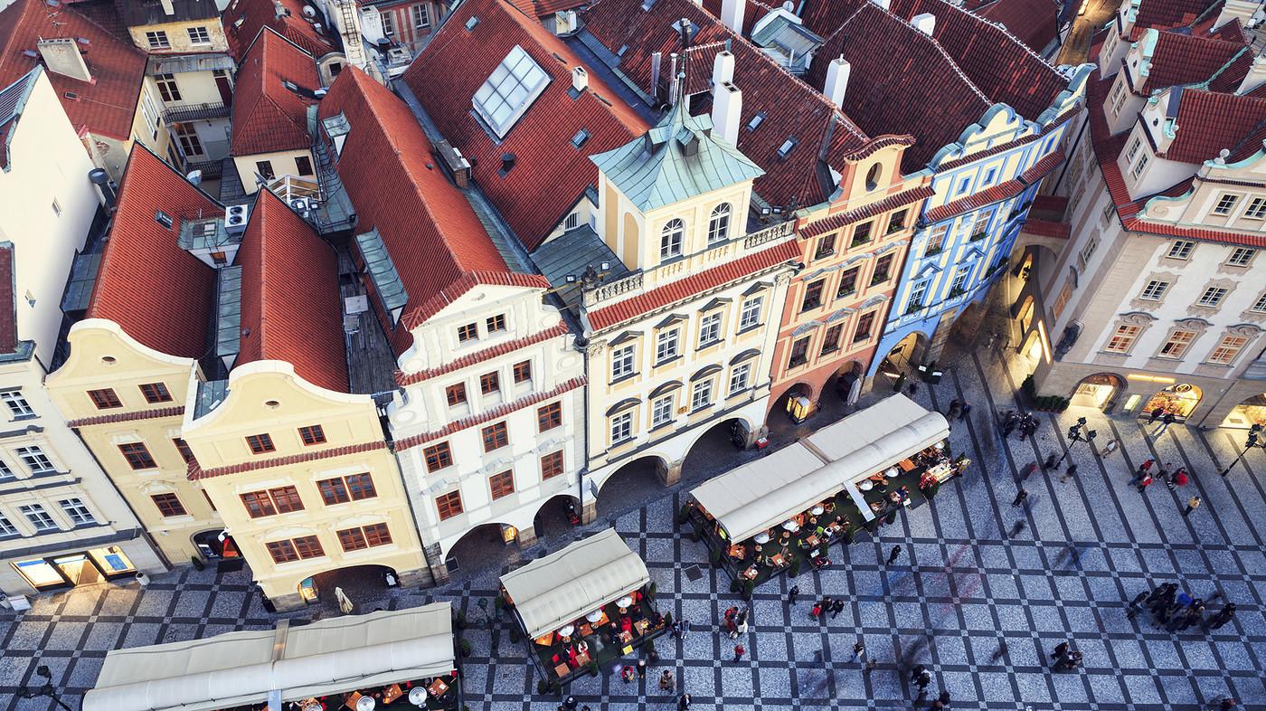 Czech streets mature