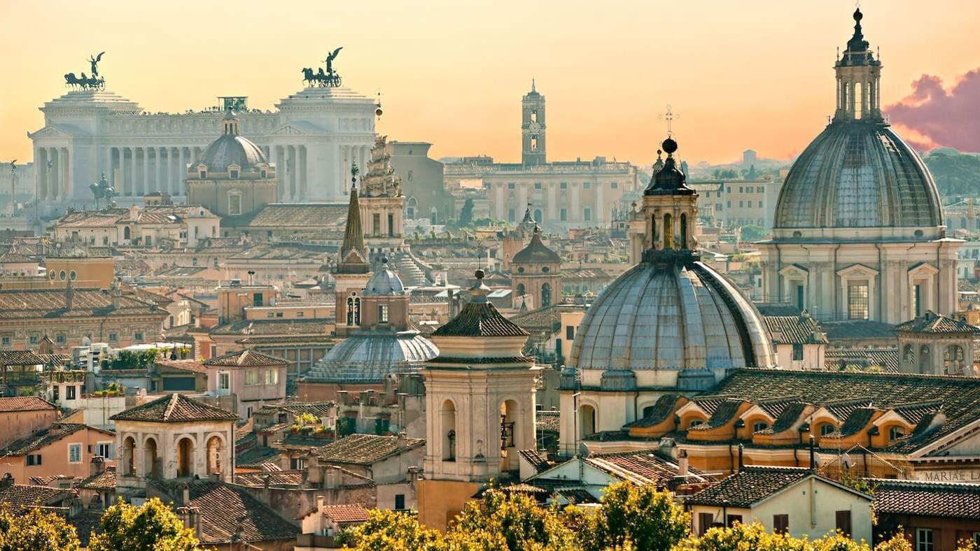 Guia de cidades de luxo: Roma - Hotel Sofitel