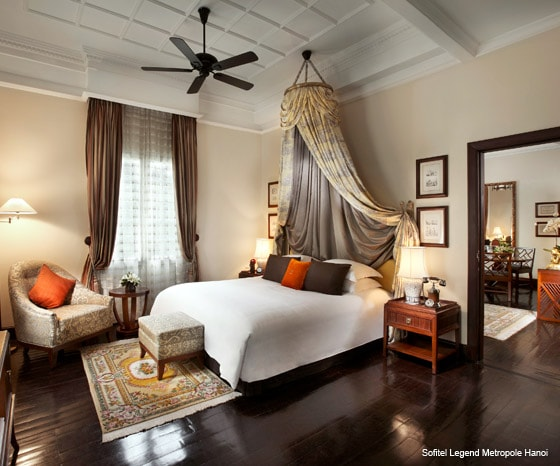 Sofitel Legend Hotel Character And