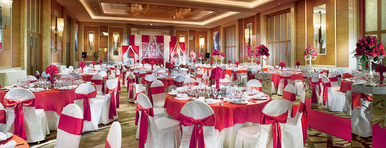 Boisterous Traditional Chinese Weddings Sofitel Hotel